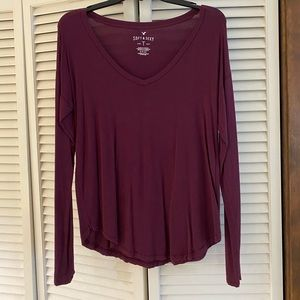 "American Eagle ""soft and sexy"" long sleeve!"